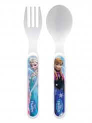Posate di plastica Frozen-Il regno di Ghiaccio™
