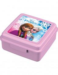 Scatola porta merenda rosa Frozen-Il Regno di Ghiaccio™