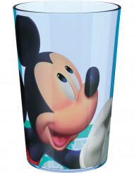 Bicchiere di plastica trasparente Mickey ™