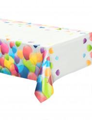 Tovaglia plastificata palloncini colorati