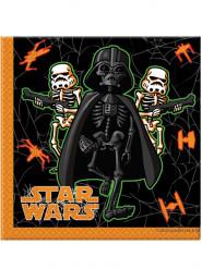 20 tovaglioli Halloween Star Wars™