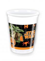 8 bicchieri Halloween Star Wars™