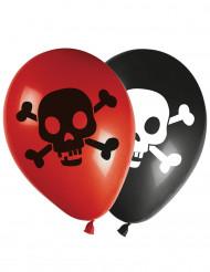 8 palloncini Pirata