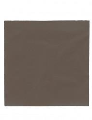 50 tovaglioli cioccolato 38 x 38 cm
