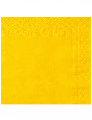 50 tovaglioli gialli