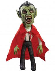 Decorazione di Halloween: pupazzo vampiro verde