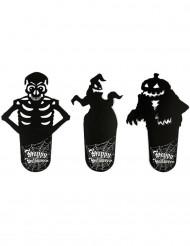 Sottobicchieri Ombre di Halloween