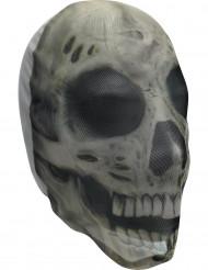 Copricapo passamontagna da scheletro per adulto - Halloween