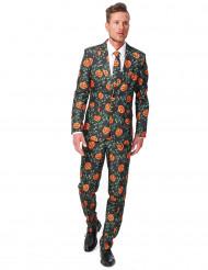 Costume da zucca di Halloween Suitmeister™ per adulto