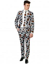 Costume classico Halloween icons bianco Suitmeister™ uomo