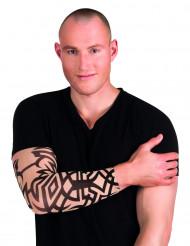 Manica tatuaggio tribale adulto