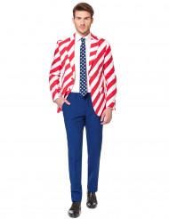 Costume americano uomo Opposuits™