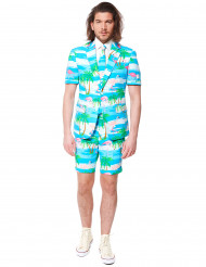 Costume estivo Flamingo di Opposuits™