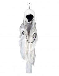 Decorazione di Halloween: fantasma incatenato - 100 cm