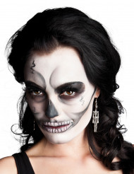 Orecchini scheletro Halloween