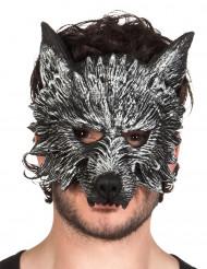 Maschera da lupo mannaro adulto - Halloween