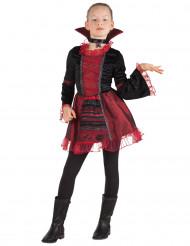 Costume imperatrice vampira bambina Halloween