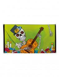 Banner Dia de los muertos