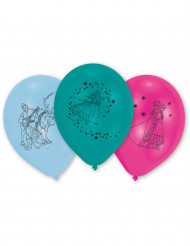 10 palloncini in lattice La regina delle nevi™