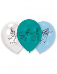 8 palloncini in lattice La regina delle nevi™