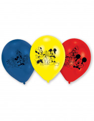 6 palloncini in lattice Mickey Mouse™