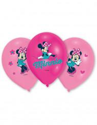 6 palloncini Minnie™