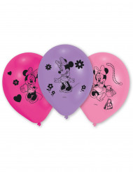 10 palloncini in lattice Minnie™