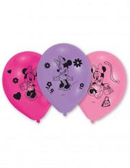 10 palloncini in lattice Minnie™