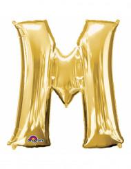 Palloncino in alluminio lettera M
