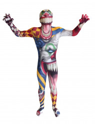 Costume da Clown malefico Morphsuits™ per bambino