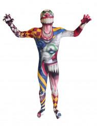 Costume da Clown malefico di Morphsuits™ per bambino