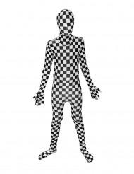 Costume da scacchiera di Morphsuits™ per bambino