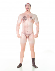 Costume Morphsuits™ Billy Uomo nudo censurato