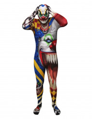 Costume da Clown Malefico Morphsuits™ per adulto