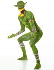 Costume da Orco verde di Morphsuits™ adulto