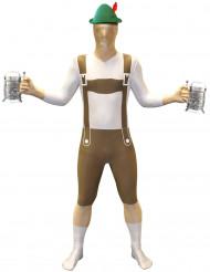Costume bavarese di Morphsuits™ per adulto