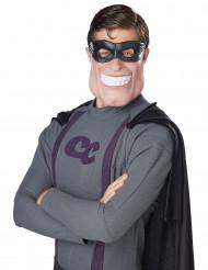 Mezza maschera Super eroe adulto