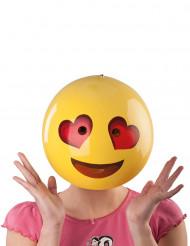 Maschera Smile - innamorato per adulto