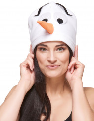 Cappello a pupazzo di neve adulto