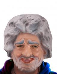 Maschera Beppe Grillo