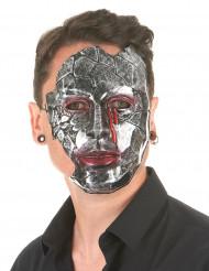 Maschera Metallica adulto