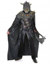 Costume da cavaliere dell'esercito oscuro adulto