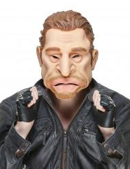 Maschera umoristica in lattice Jonny adulto