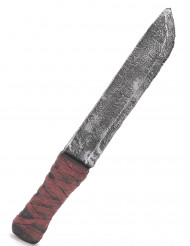 Image of Coltello in gomma adulto