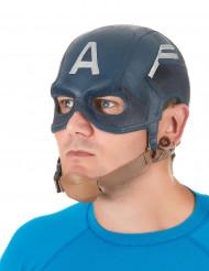 Maschera in lattice soldato Americano adulto