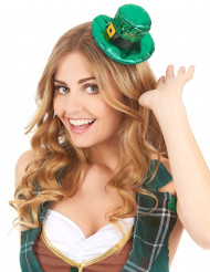cappellino con strass adulto per la festa di San Patrick
