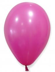50 palloncini fucsia