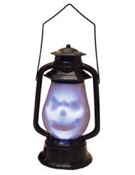 Lanterna luminosa e sonora Halloween