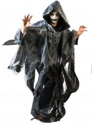 Questo mantello bianco e nero da adulti Halloween
