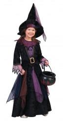 Costume da strega del bosco per bambina - Halloween